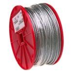 Garage Door Cable 3/32