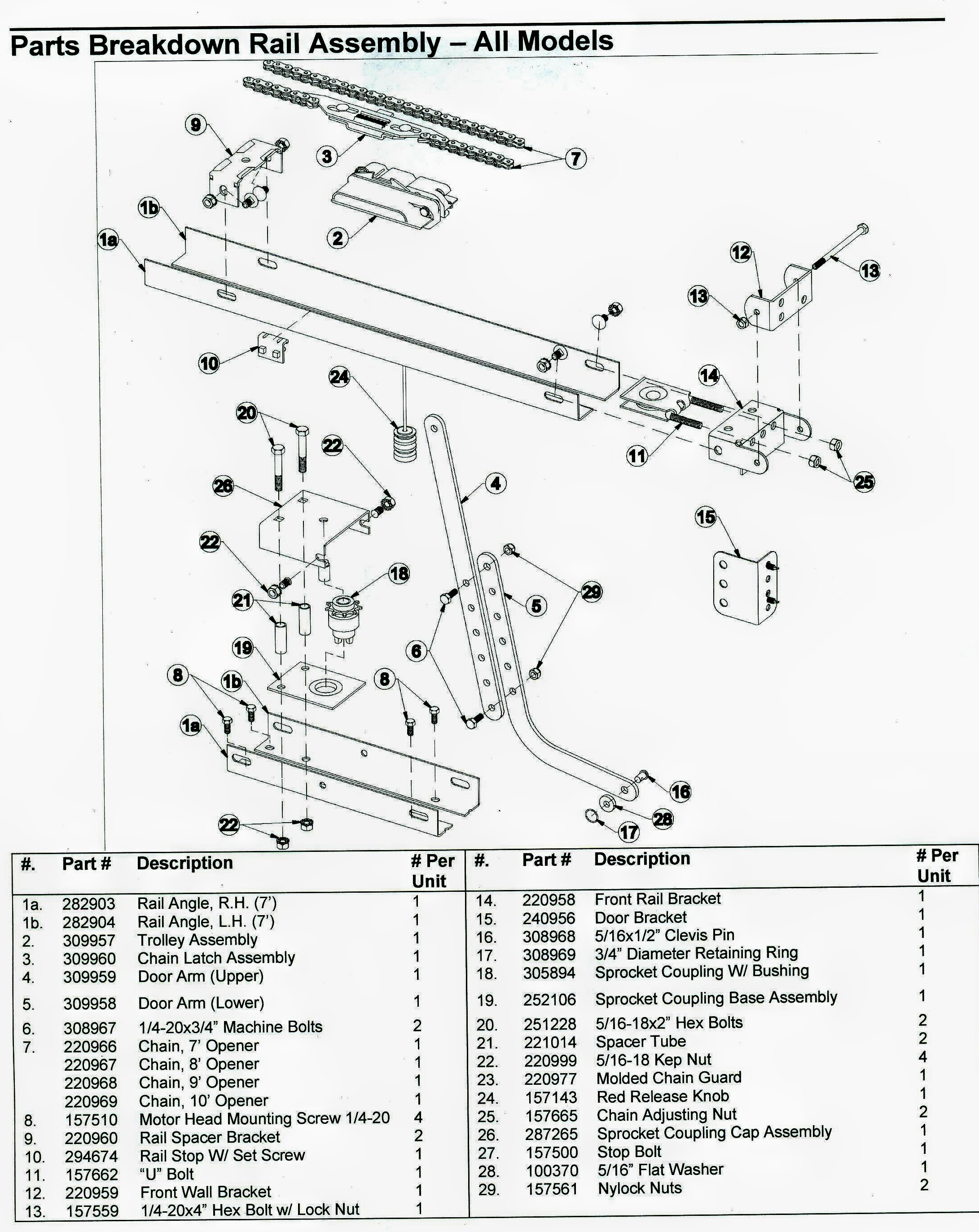 2745 #535B57 Wayne Dalton Quantum Parts Breakdown Category Wayne Dalton Parts save image Garage Doors Replacement Parts 37272181