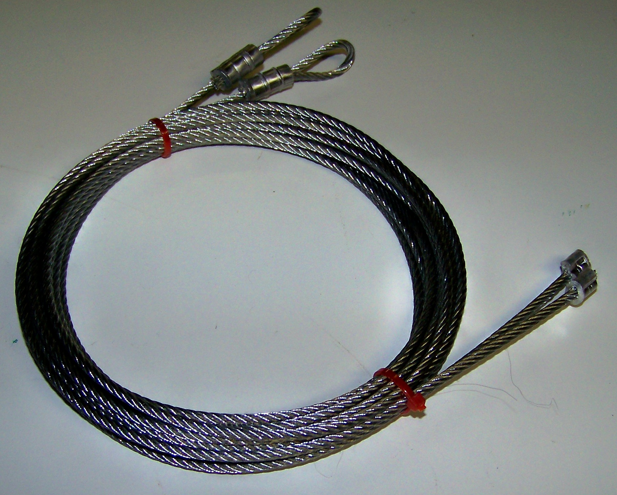 cables what com size broken cable photo how finallyfastblog garage doors full dogarage of on the a fix x door to broke