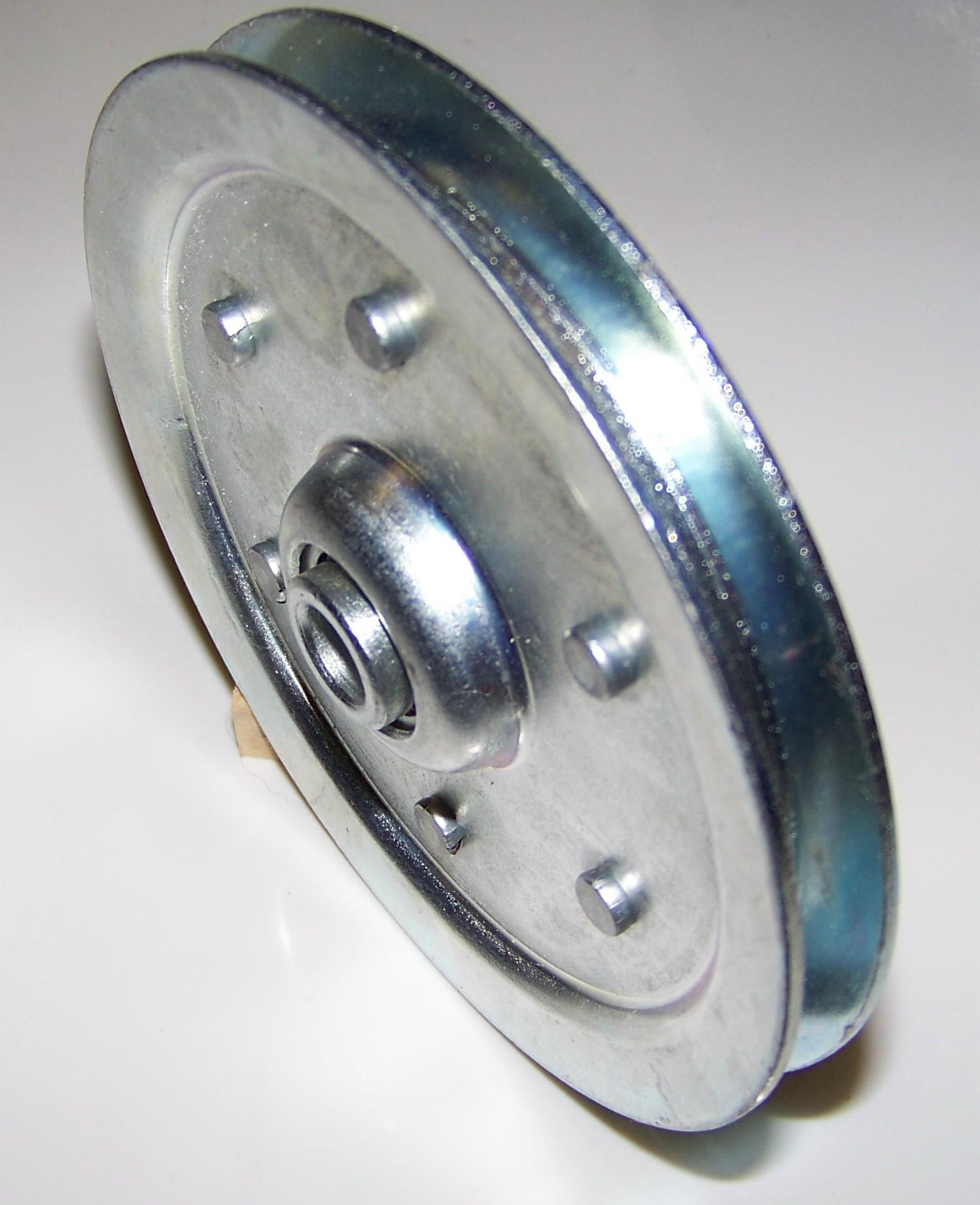 garage door pulley wheelGarage Door Pulley 4