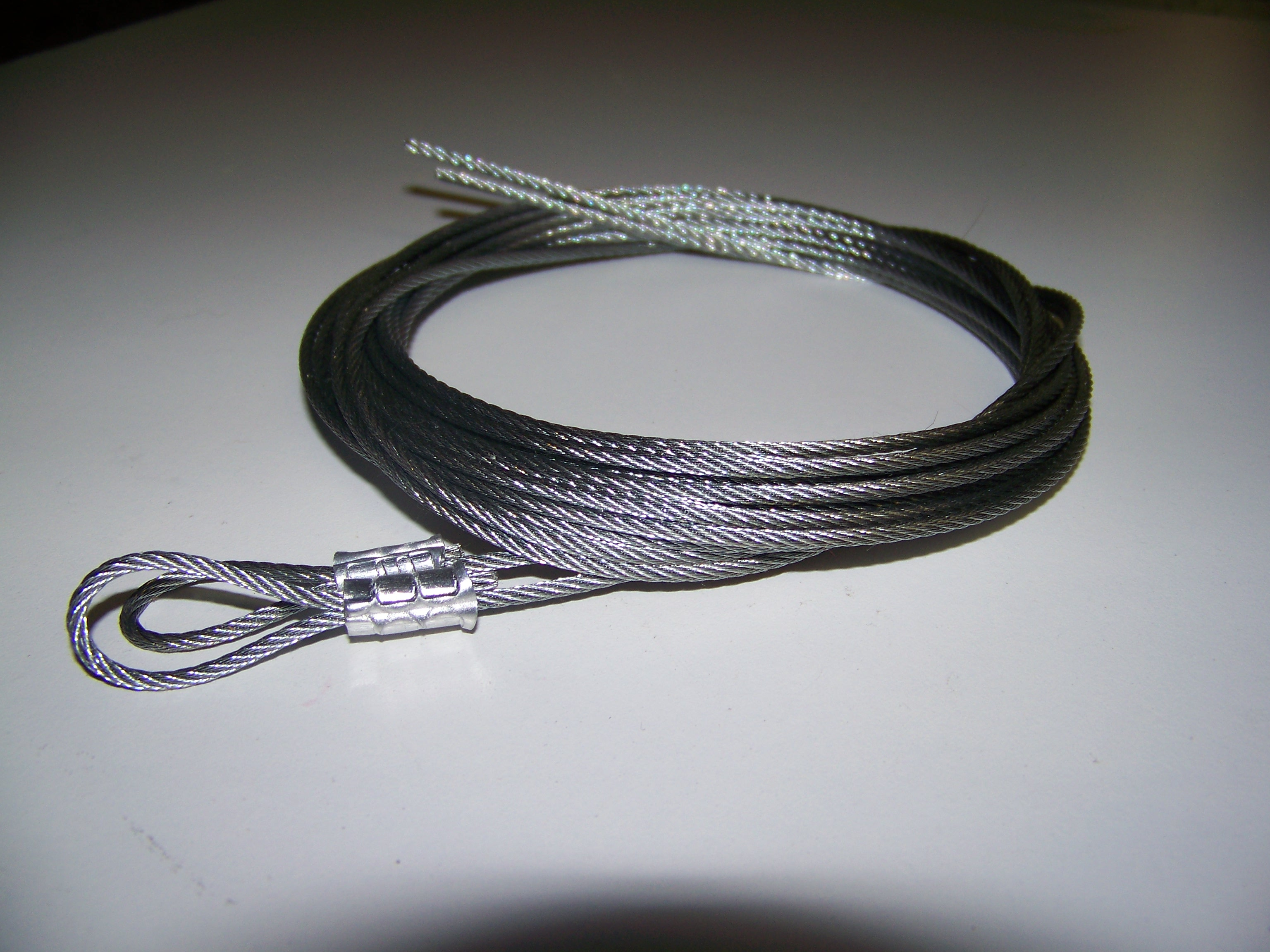 Garage Door SAFETY CABLES