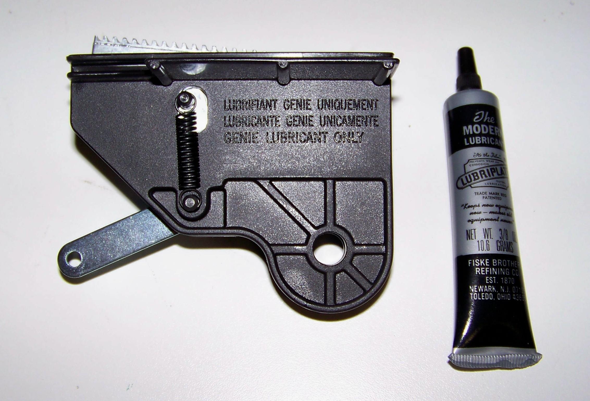 Genie Screw Drive Carriage 36179r 34107r